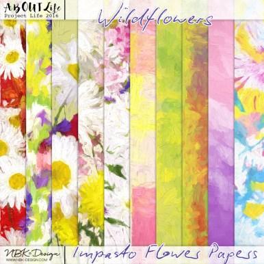 nbk_Wildflowers-impasto-flower-papers