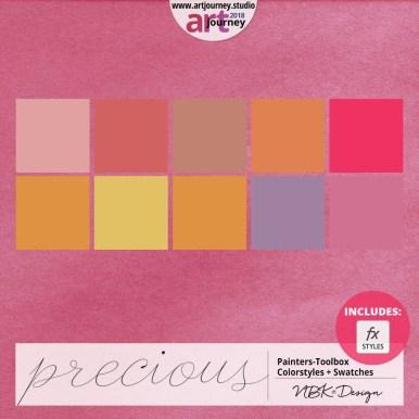 nbk-PRECIOUS-PT-Colors