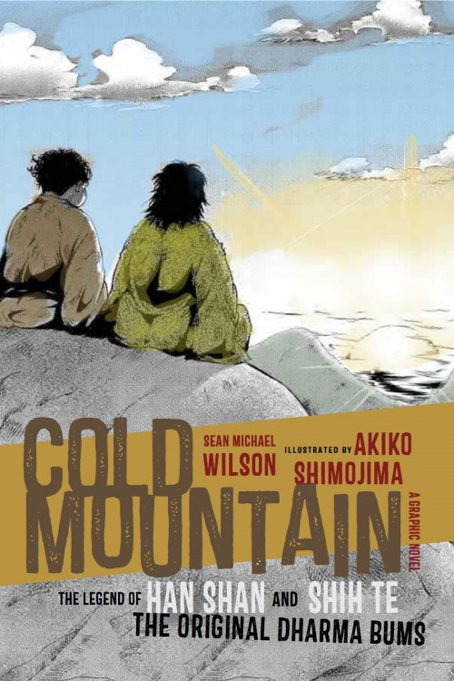 Cold Mountain cover.