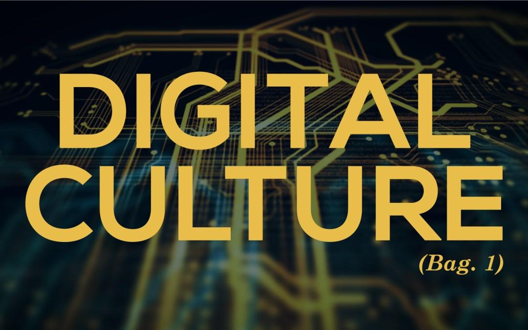 Transformasi Digital Hanya Setengah Hati, Jika Tanpa Digital Culture (Bag. 1)