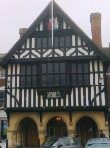 Town Hall in the Market Square