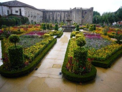 St. Barbara's Garden
