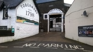 The distillery was a fascinating- and 'warming'- visit!