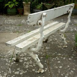 ..and an older, rustic style design similar to the one I'm currently restoring..