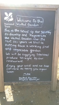 Welcome to the Walled garden...coerm May, hoopefully, it will be fully open ..