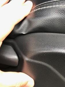 N-Box 合皮シート