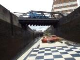Entering Gloucester Lock