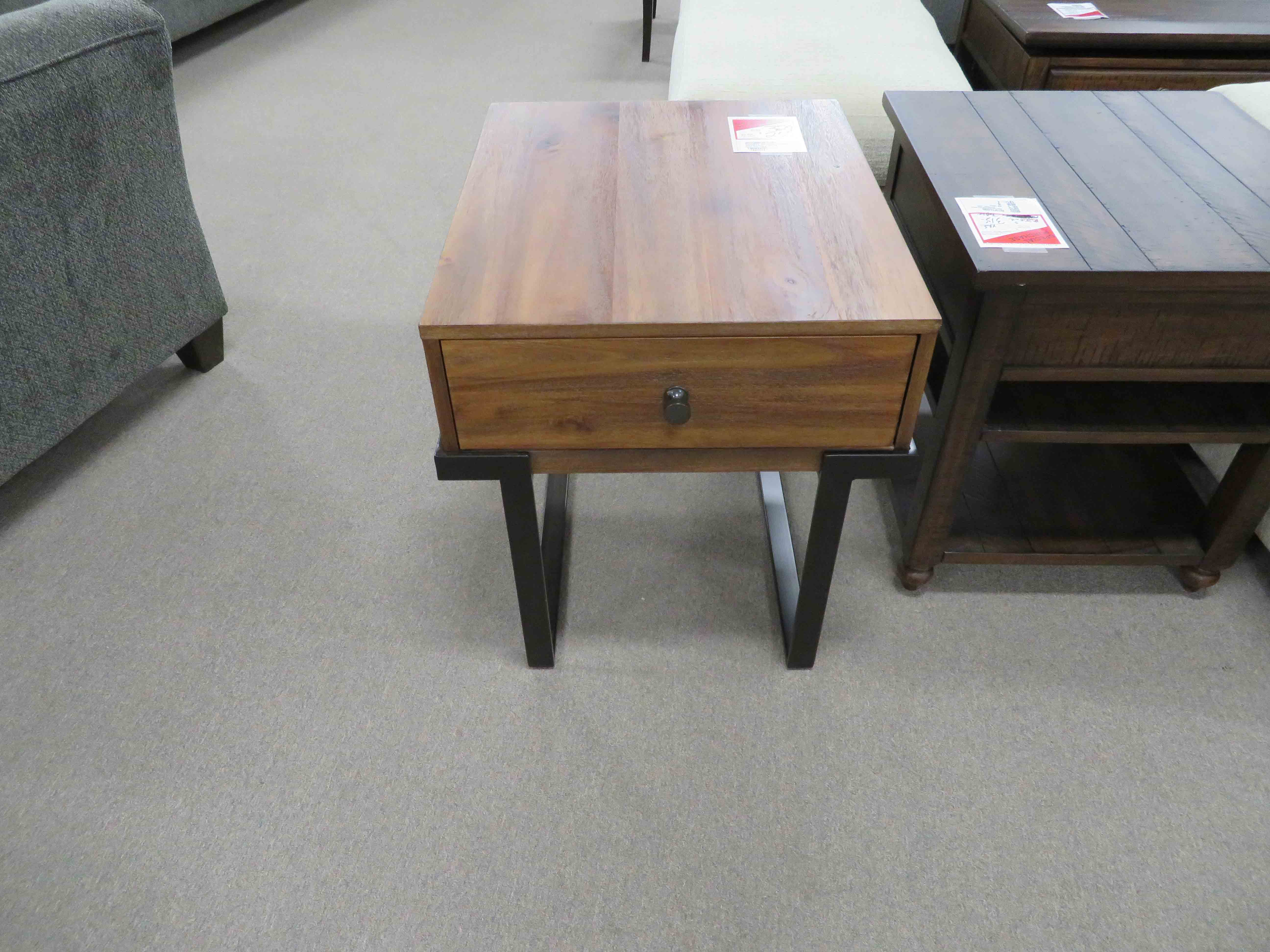 Paxton End Table Heavner Furniture Market