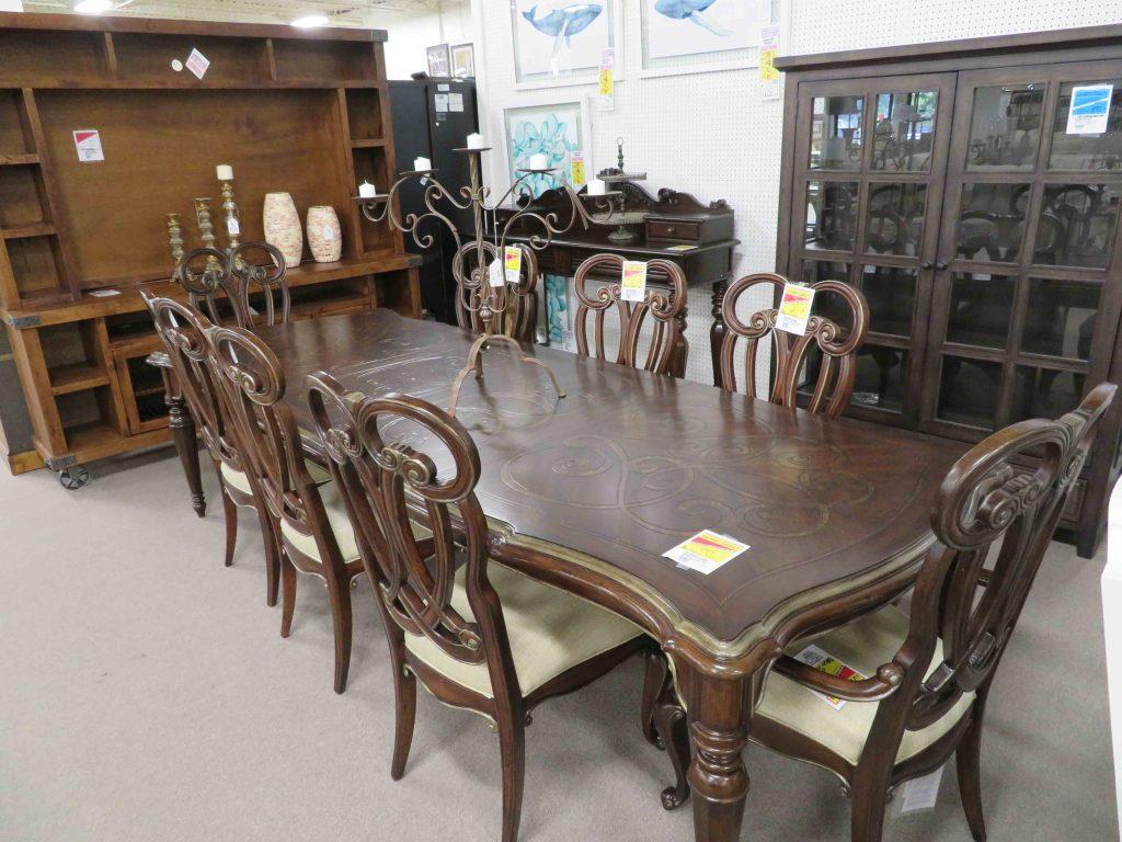 Grand Palais Dining Table Heavner Furniture Market