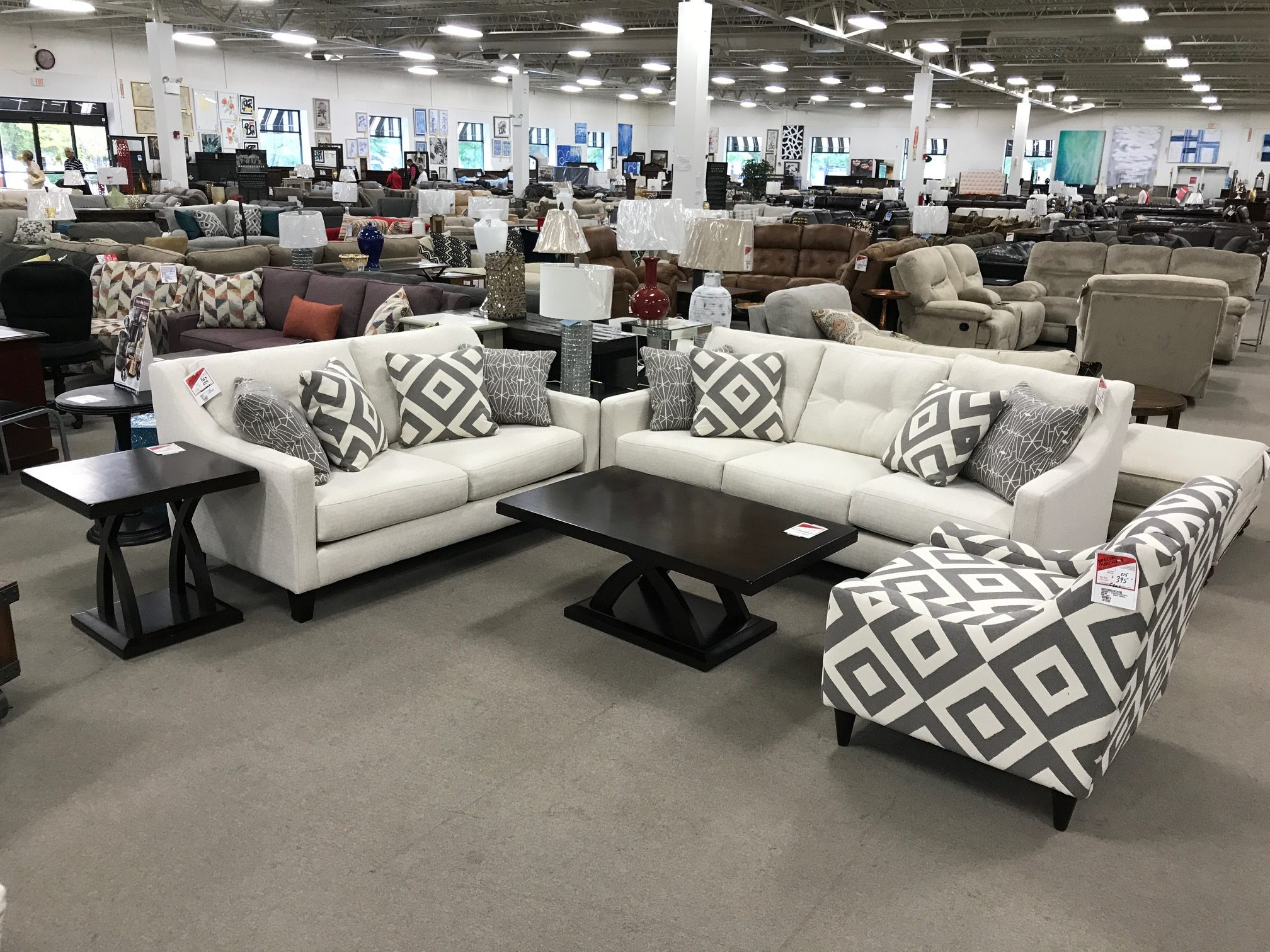 Sugarshack Living Room Set Heavner Furniture Market