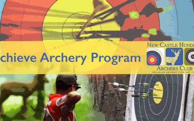 Achieve Archery Program – New for All Ages
