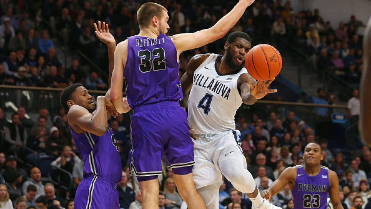 College Basketball: After Tough Week, The Big East Has A