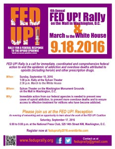 FED UP! Rally 2016 @ Sylvan Theater | Washington | District of Columbia | United States