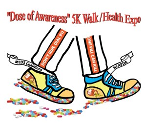 4th Annual 'Dose of Awareness' 5K Walk/Health Expo @ Heather Farm Park | Walnut Creek | California | United States