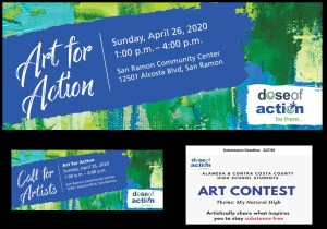 Art For Action Call to Action