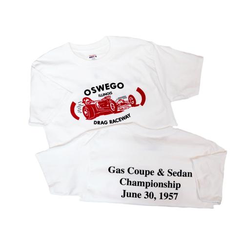 Oswego Drag Raceway T-Shirt
