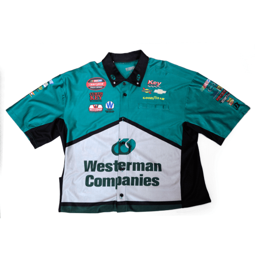 Westerman Companies Team Racing Shirt (Used)