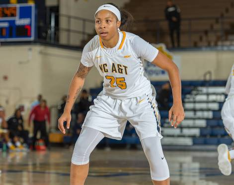 A&T Blows Out St. Augustine's - North Carolina A&T