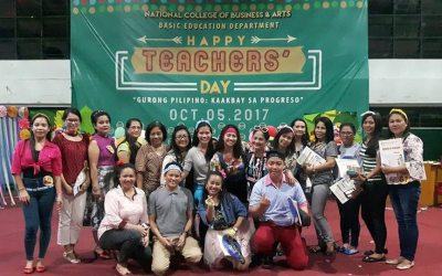 Grade School Teachers' Day