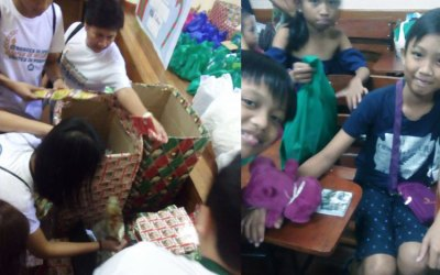 NCBA COP Gift Giving (Basic Education)