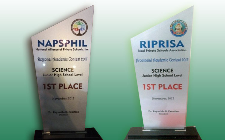 RIPRISA and NAPSPHIL Academic Competition
