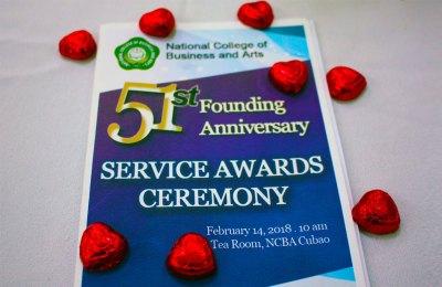 NCBA 51st Anniversary Celebration