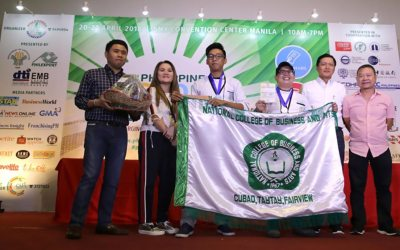 NCBA Soars High as Champion in Kitchen Master  &  First Place in Food Styling and Photography 2018