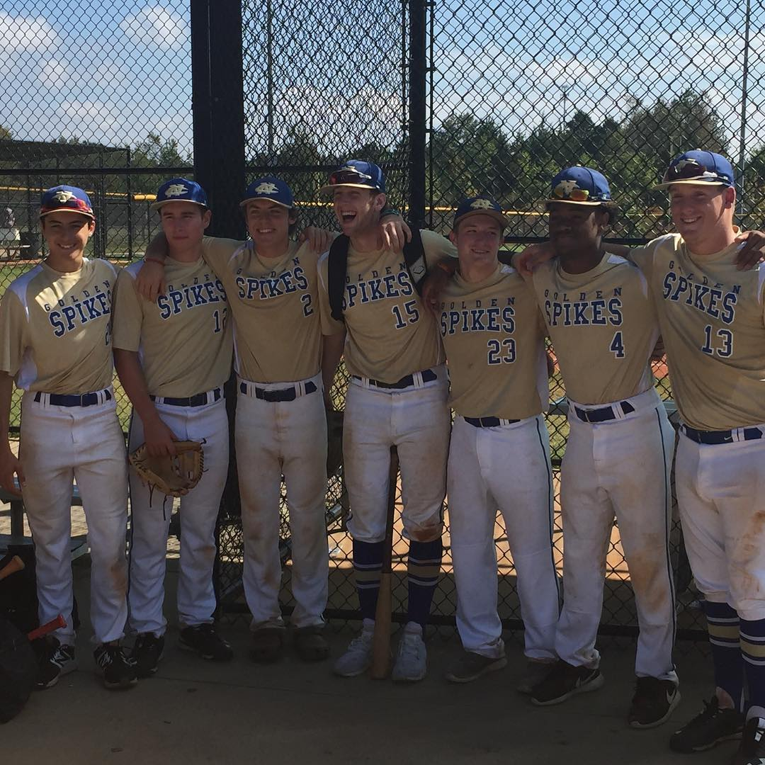 Had a blast with the 2018 Golden Spikes in Greenvillehellip