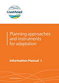 Information Manual 5:  Planning approaches and instruments for adaptation
