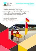 Adapt between the flags: Enhancing the capacity of Surf Life Saving Australia to cope with climate change and to leverage adaptation within coastal communities