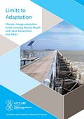 Limits to adaptation. Climate change adaptation in the Coorong, Murray Mouth and Lakes Alexandrina and Albert
