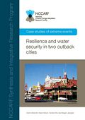 Resilience and water security in two outback cities