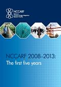 NCCARF 2008-2013: The first five years
