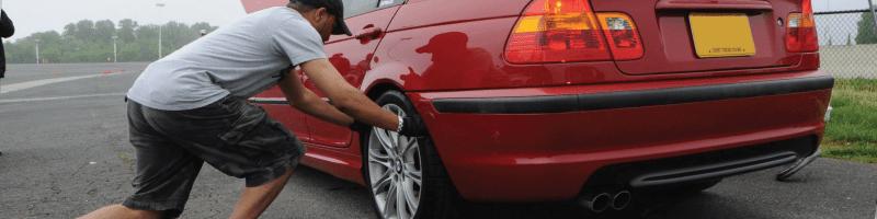 NCC Autocross safety inspection