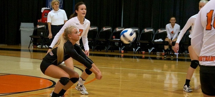 Girl's volleyball team fifth in nation