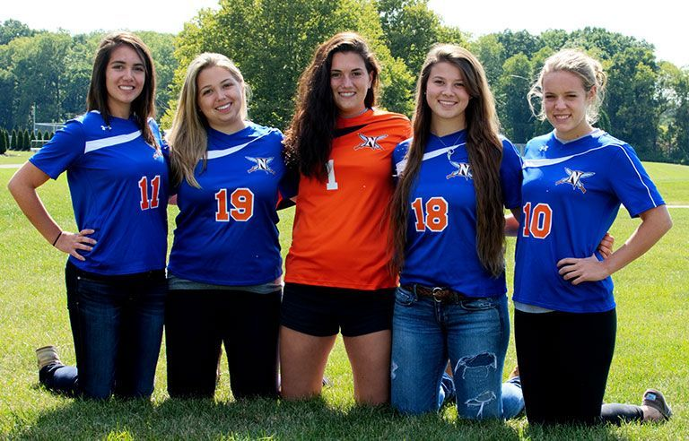 New women's soccer team takes to the field this fall
