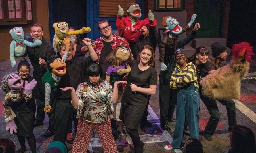 Avenue Q a hit at NCC