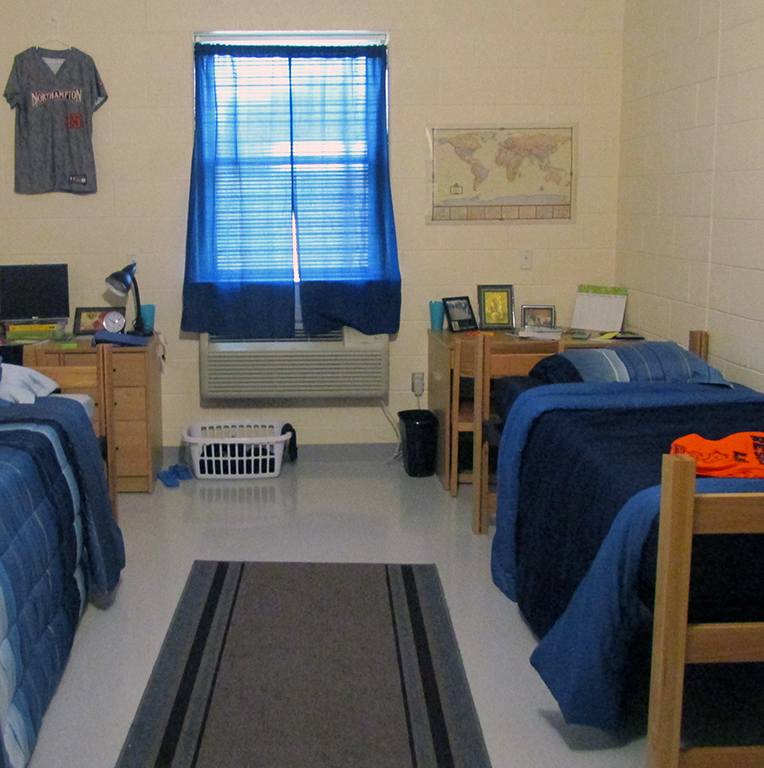 A Dorm Room In The New Residence Hall Photo Credit Mitchell Indelicato