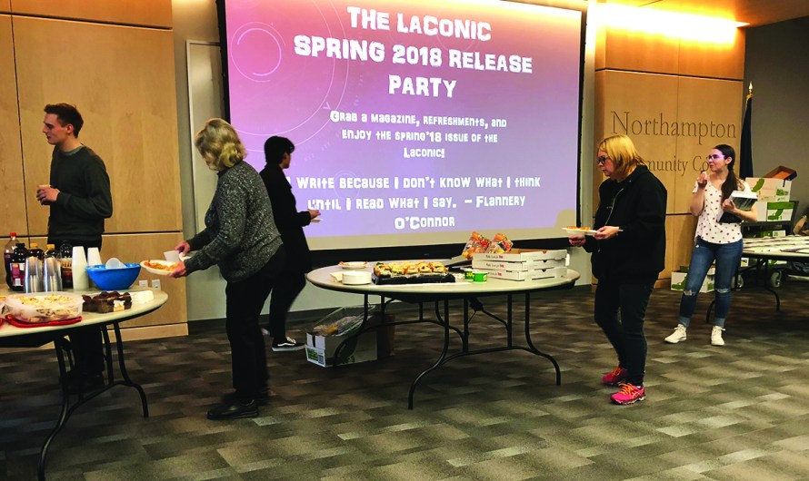 Spring Laconic release showcases literary talents