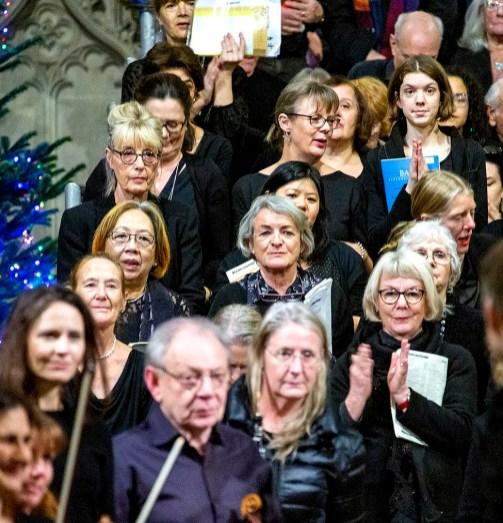choir singers in north london