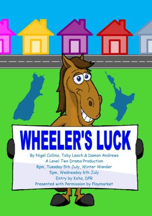Wheeler's Luck - Poster