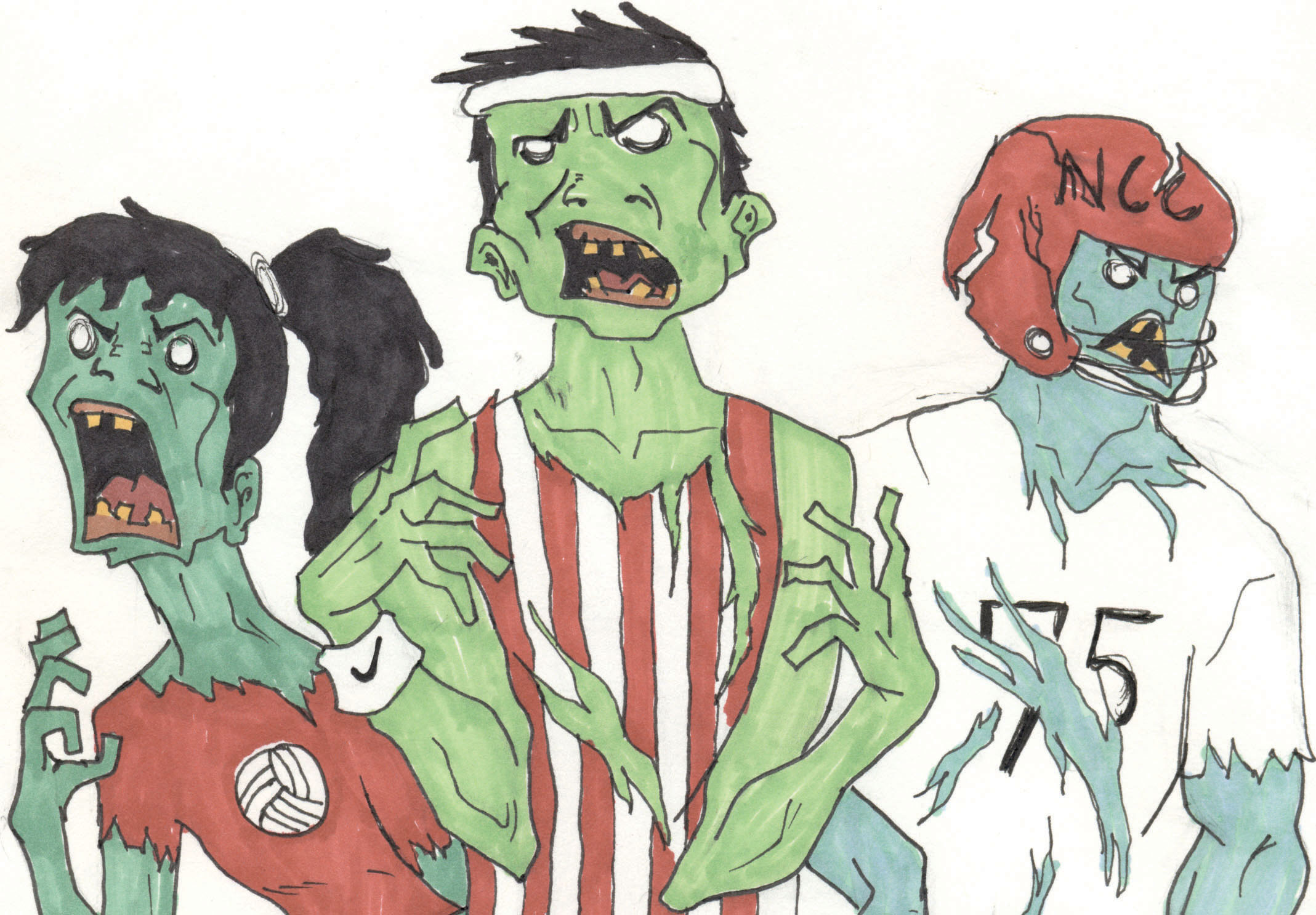 Best Superpowers For A Zombie Apocalypse Ncclinked