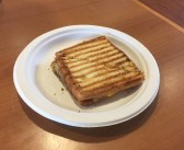 Tom tries it: Grilled cheese grudge match