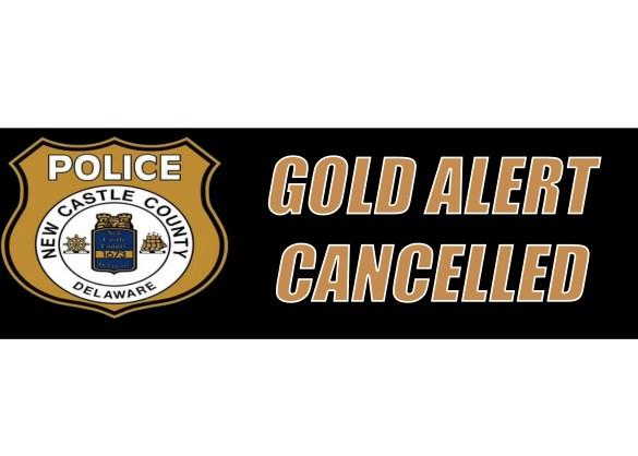 Gold alert cancelled