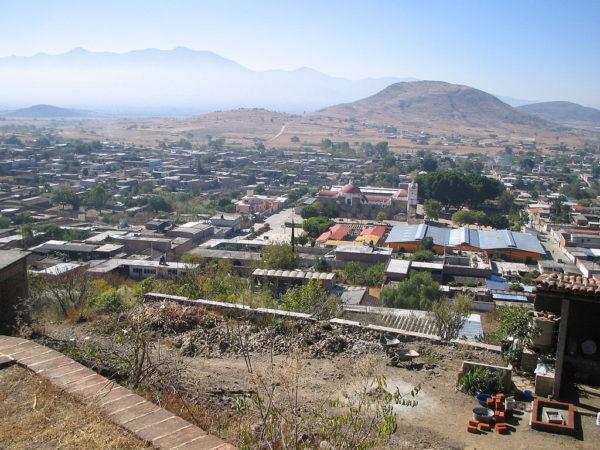 ネイティブキャンプ・メキシコ人講師・オアハカ (Oaxaca)