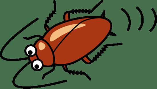 ゴキブリという名字・フィリピン