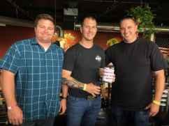 Siren Brewing Co, 'Brother in Blue Hazy Brew' Hazy IPA, Brewers-Matthew Ephron- OPD, Ross Vagelatos- Vista Station #4, Brennan Doerr- CalFire Temecula
