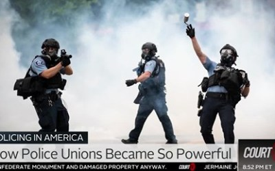 How Police Unions Became So Powerful