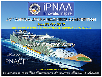 Philippine Nurses Association of America, Inc.  — 38th Annual National Convention Aboard Royal Caribbean