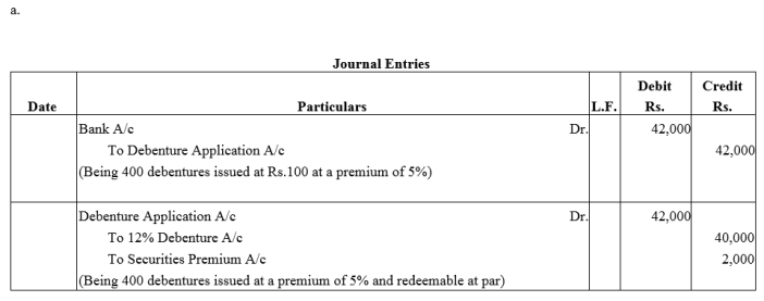 TS Grewal Accountancy Class 12 Solutions Chapter 9 Issue of Debentures image - 58